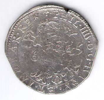 Patagonas. 1645 m. Ispanijos Nyderlandai. Flandrijos provincija. Pilypas IV (1621-1665)