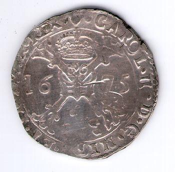 Patagonas. 1675 m. Ispanijos Nyderlandai. Brabanto provincija. Karlas II (1665 - 1700)