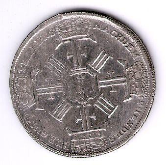 Taleris. 1695 m. Fridrichas I Hoencolernas ( 1657 - 1713)