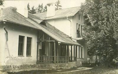 Dvaro administratoriaus namas