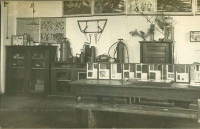 Biologijos kabinetas