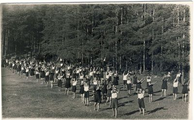 Anykščių pradžios mokyklos mokslo metų baigimo šventė