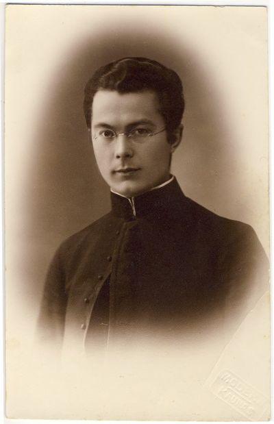 Kunigas Jonas Baikauskas