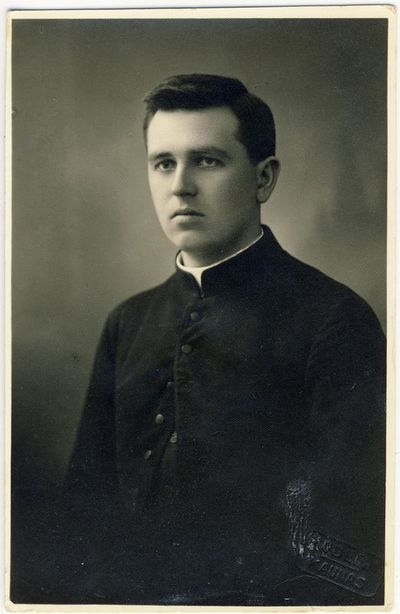 Kunigas Juozapas Stankevičius