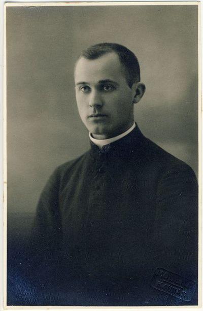 Kunigas Petras Laskauskas