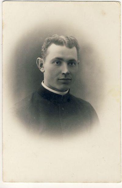 Kunigas Antanas Misevičius