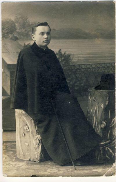 Kunigas P. Pauliukonis
