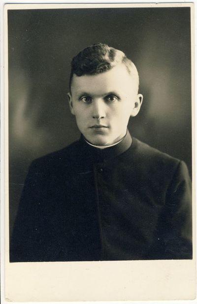 Kunigas Juozas Butkus