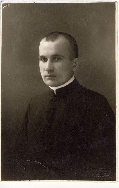 Kunigas Antanas Navickas