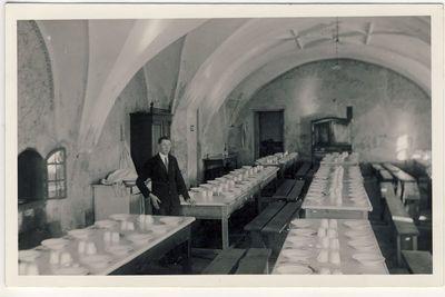 Kauno kunigų seminarijos valgykla
