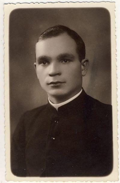 Klierikas Mykolas Selickas