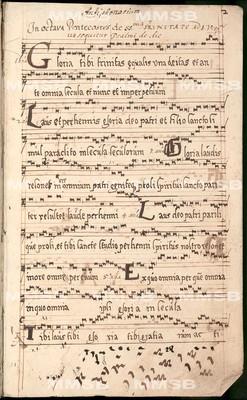Antiphonarium Praemonstratense Sioneum - pars aestiva