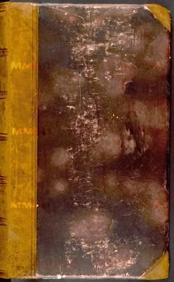 Andreas Jakob Vogdt: Diarium 1741-1743