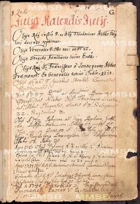 Mortuarium ecclesiae Montis Sion Pragensis, vulgo Strahov - pars II