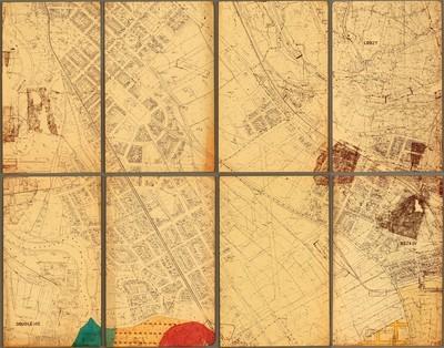 Orientační plán města Plzně : List 22