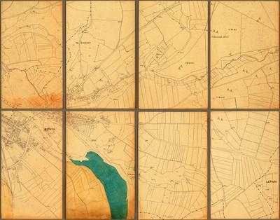 Orientační plán města Plzně : List 23