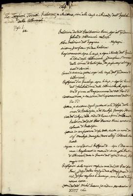 Relazioni e scritture circa alle cause e i rimedi dell'insalubrità della Val di Nievole