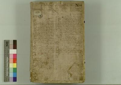 Kopialbuch des ehemaligen Benediktinerinnenklosters Erla (NÖ)