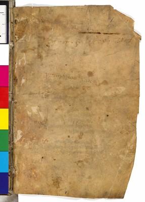 Lovtekster, historiske tekster og breve på spansk og                      latin