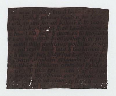 Brot úr píningarsögu, 1550-1600