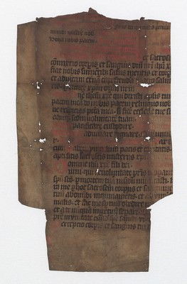 Missale, 1450-1500