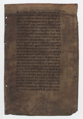 Jóhannesar guðspjall, 1300-1350