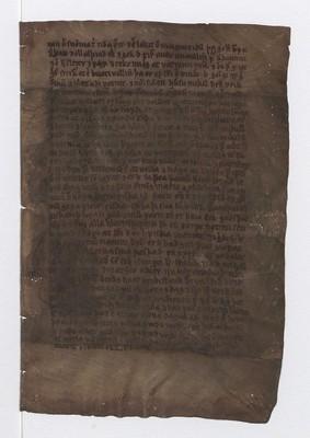 Guðmundur saga biskups, Ísland, 1330-1370