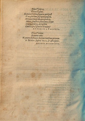 Ausonii Burdigalensis viri consularis