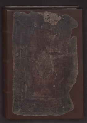 Apostolul cu Dumnezău svântul care întru acesta chip tocmit depre orânduiala Grecescului Apostol, acum întâi sau tipărit. Den porunca şi cu toată cheltuiala prea luminatului şi prea înalţatului Domn şi oblăduitoriu a toată ţara Rumânească Io Şerban C. Voevod, adevăratul nepot prea bunului Bătrân Şerban Basarab Voevod. Întru folosul şi înţeleagerea pravoslavnicii Rumâneştii Beseareci. Ispravnic fiind prea Sfinţitului Kyr Theodosie Mitropolitul ţărăi şi Exarh Laturilor. În scaunul Mitropolii Bucureştilor tipărindul la anul dela spasenia lumii 1683.