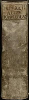 Sechs Bücher vom alten Pommerlande