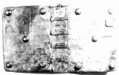 Statuty zakonu krzyżackiego i zbiór rękopisów teologicznych