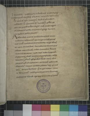 Köln, Dombibliothek, Codex 196.