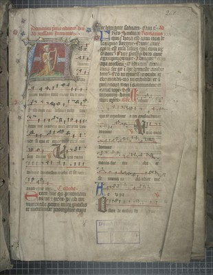 Köln, Dombibliothek, Codex 261.