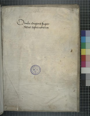 Köln, Dombibliothek, Codex 28.
