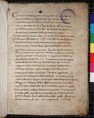 Köln, Dombibliothek, Codex 3.