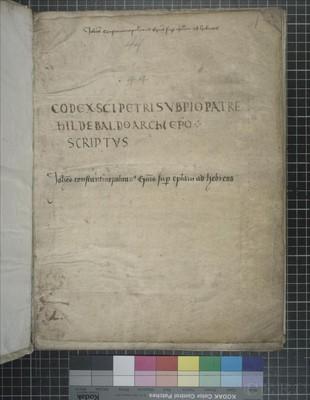 Köln, Dombibliothek, Codex 41.