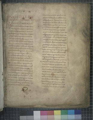 Köln, Dombibliothek, Codex 56.