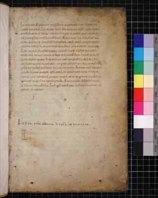 Köln, Dombibliothek, Codex 73.