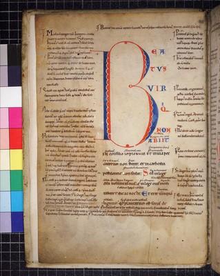 Köln, Dombibliothek, Codex 7.