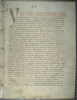 Köln, Dombibliothek, Codex 83(II).