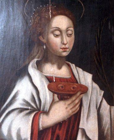 Busto de Santa Luzia