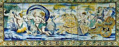 Cortejo de Neptuno e Anfitrite