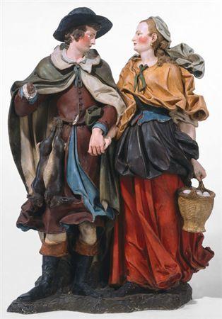 Casal de camponeses