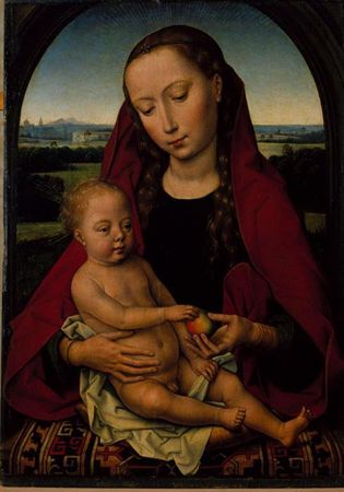 Virgem e o Menino