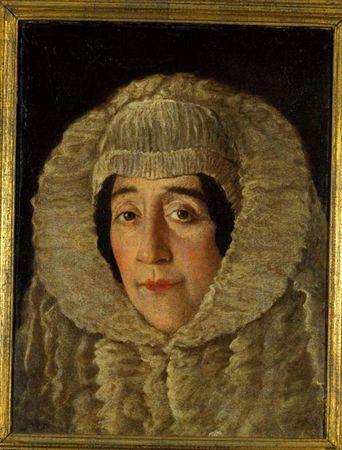 Retrato de D. Isabel de Moura