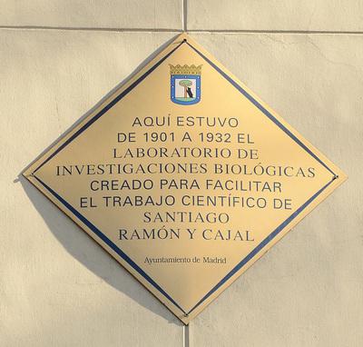 Laboratorio de Investigaciones Biológicas (Cajal)