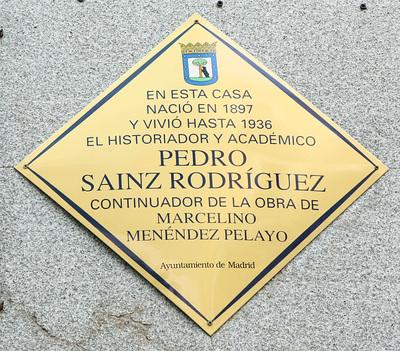 Pedro Sainz Rodríguez