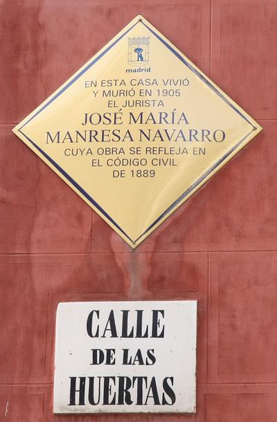 José María Manresa