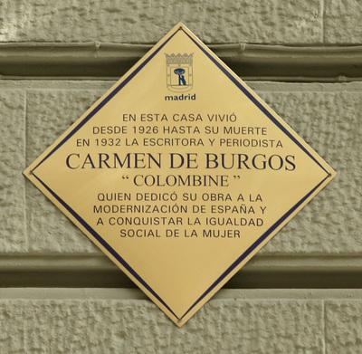 Carmen Burgos
