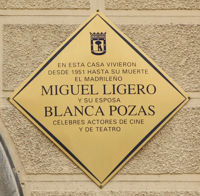 Miguel Ligero/Blanca Pozas